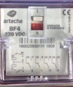Arteche Bf4 220VDC